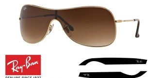 Ray-Ban 3211 Original Replacement Arms-Temples