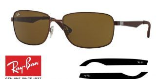 Ray-Ban 3529 Original Replacement Arms-Temples