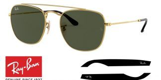 Ray-Ban 3557 Original Replacement Arms-Temples