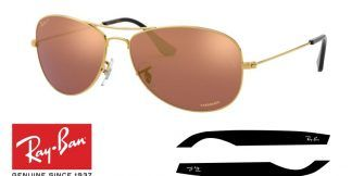 Ray-Ban 3562 Original Replacement Arms-Temples