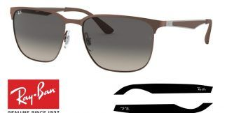 Ray-Ban 3569 Original Replacement Arms-Temples