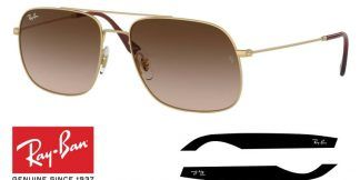 Ray-Ban 3595 ANDREA Original Replacement Arms-Temples