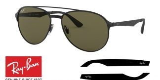 Ray-Ban 3606 Original Replacement Arms-Temples