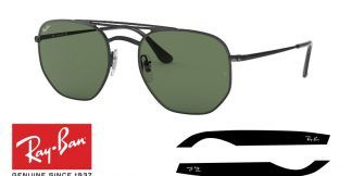Ray-Ban 3609 Original Replacement Arms-Temples