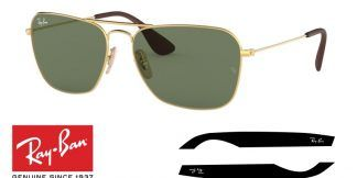 Ray-Ban 3610 Original Replacement Arms-Temples
