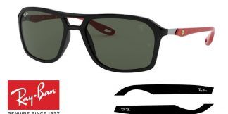Ray-Ban 4329-M  Original Replacement Arms-Temples