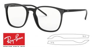 Ray-Ban Eyeglasses 5387 Original Replacement Arms-Temples