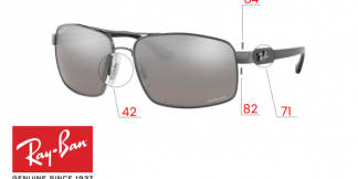 Ray-Ban 3604CH Original Replacement Parts