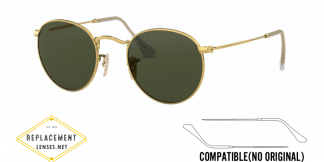 Ray-Ban 3447 Compatible Arms - Temples (NOT GENUINE) - HIGH QUALITY