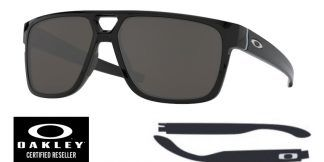 Oakley 9382 - CROSSRANGE PATCH Original Replacement Arms-Temples