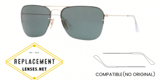 Ray-Ban 3461 FLIP OUT Compatible Arms - Temples (NOT GENUINE) - HIGH QUALITY