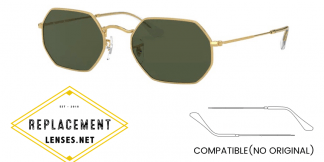 Ray-Ban 3556  Compatible Arms - Temples (NOT GENUINE) - HIGH QUALITY