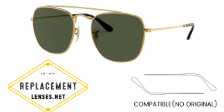 Ray-Ban 3557 Compatible Arms - Temples (NOT GENUINE) - HIGH QUALITY