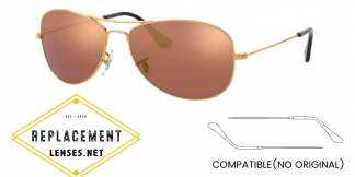 Ray-Ban 3562 Compatible Arms - Temples (NOT GENUINE) - HIGH QUALITY