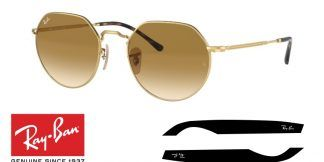 Ray-Ban 3565 JACK Replacement Arms-Temples
