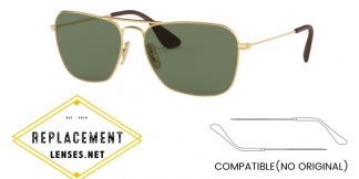 Ray-Ban 3610 Compatible Arms - Temples (NOT GENUINE) - HIGH QUALITY