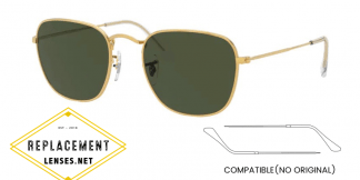 Ray-Ban 3857 Compatible Arms - Temples (NOT GENUINE) - HIGH QUALITY