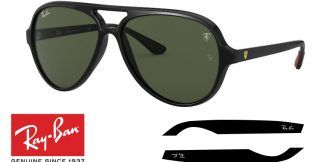 Ray-Ban 4125M Replacement Arms-Temples
