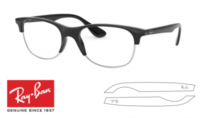 Ray-Ban 4319V Replacement Arms-Temples