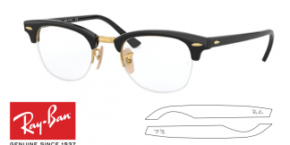 Ray-Ban 4354V Replacement Arms-Temples
