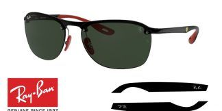 Ray-Ban 4302M Replacement Arms-Temples
