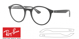 Ray-Ban 5361 Replacement Arms-Temples