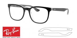 Ray-Ban 5369 Replacement Arms-Temples