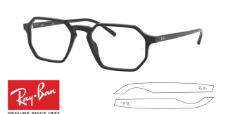 Ray-Ban 5370 Replacement Arms-Temples