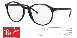 Ray-Ban 5371 Replacement Arms-Temples