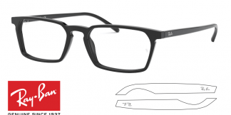 Ray-Ban 5372 Replacement Arms-Temples