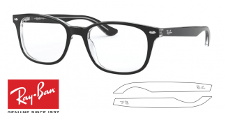 Ray-Ban 5375 Replacement Arms-Temples