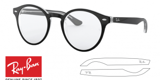 Ray-Ban 5376 Replacement Arms-Temples