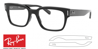 Ray-Ban 5388 Replacement Arms-Temples