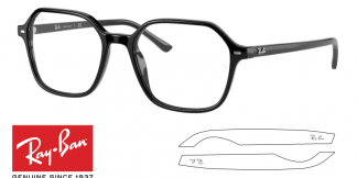 Ray-Ban 5394 Replacement Arms-Temples