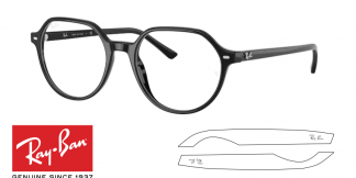 Ray-Ban 5395 Replacement Arms-Temples