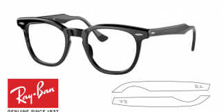 Ray-Ban 5398 Replacement Arms-Temples