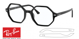 Ray-Ban 5472 BRITT Replacement Arms-Temples