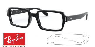 Ray-Ban 5473 Replacement Arms-Temples